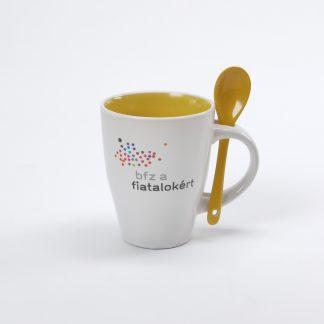 bfo mug with spoon
